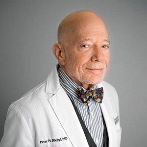 Peter Niebyl, M.D.